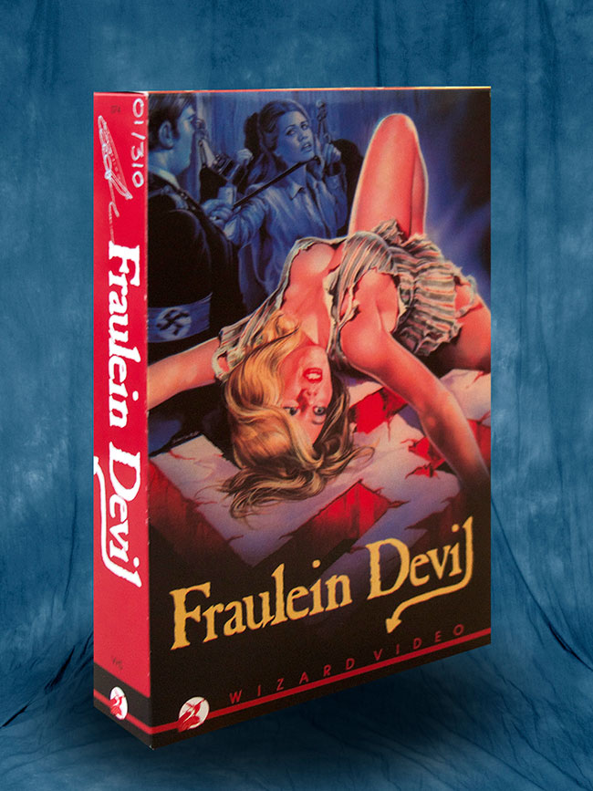 Fraulein Devil Box